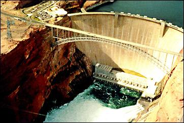 Photo: Glen Canyon Dam