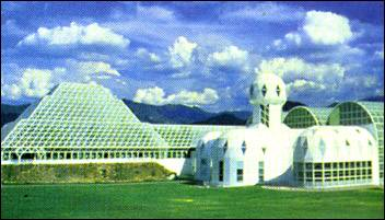 Photo: Biosphere 2 Center
