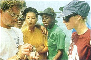 Student Conservation Association Photo