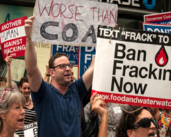 Fracking, For and Against