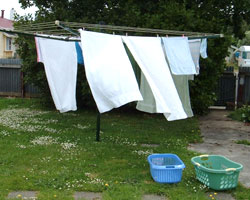Airing Your Clean Laundry