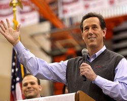 The World According to Santorum