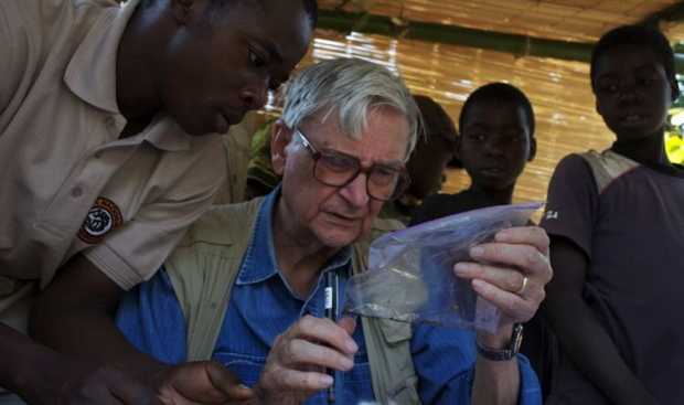 Wisdom for the Ages: E.O. Wilson Continues to Inspire