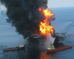 Mixed Response to BP Fines