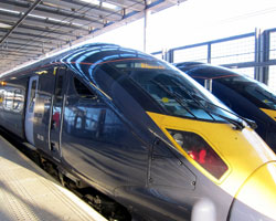 Time for High Speed Rail?
