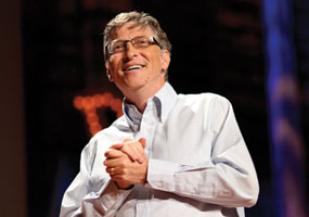 Bill Gates, © Bill and Melinda Gates Foundation