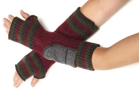 Warm Wishes Arm Warmers, Fleece Zip-Ups, iPad Sleeves and More