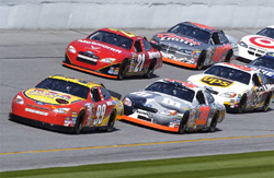 Motor Madness: Gas Guzzling is Business as Usual at NASCAR