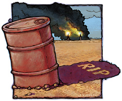The Spoils of Oil