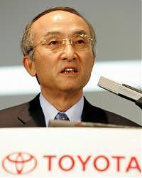 Toyota Aims for the Green