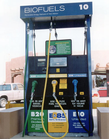 Fed Proposes $250 Million to Bolster Ethanol Sources
