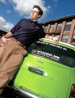 Driving Clean Fast and Furious on Alternative Fuel