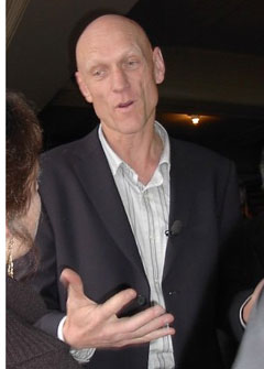 Peter Garrett: Oil on Water