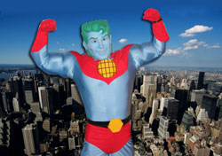 COMMENTARY: Captain Planet Returns!
