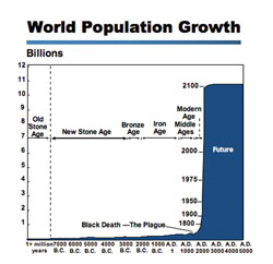 Destination America Immigration, the Environment and Big Population Numbers