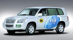Toyota Jumps in the Fuel Cell Race
