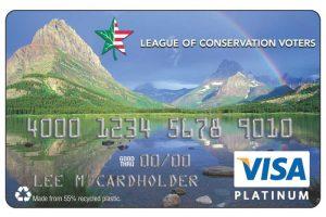 LCV credit card