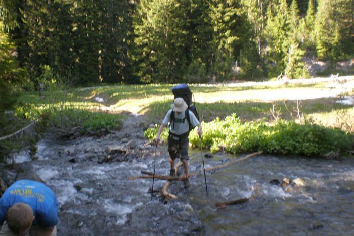 backpacking, credit: Justin Burger, FlickrCC