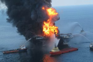 Deepwater Horizon, Credit: Ideum - ideas + media