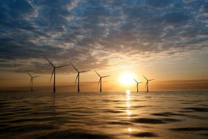 Offshore wind power, Credit: Vatenfall, FlickrCC