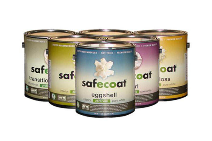 Afm Safecoat Makes A Full Line Of No Voc Paints Caulks And Cleaners The Company Website Claims 99 9 Those Using Tolerate It Without Any