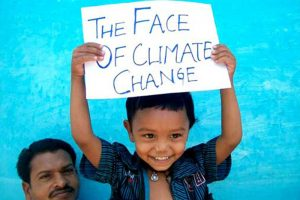 face of climate change