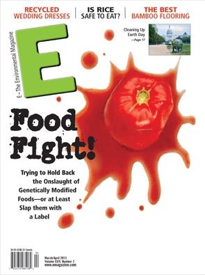 E Magazine March-April 2013