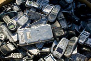 e-waste phones