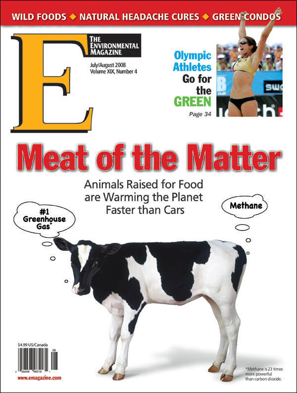 E-The Environmental Magazine | July-August 2008