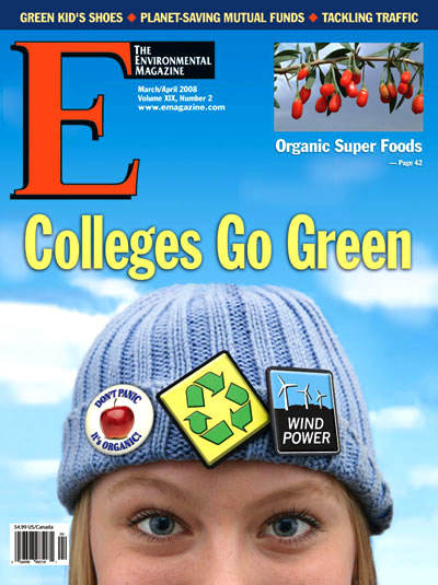 E-The Environmental Magazine | March-April 2008