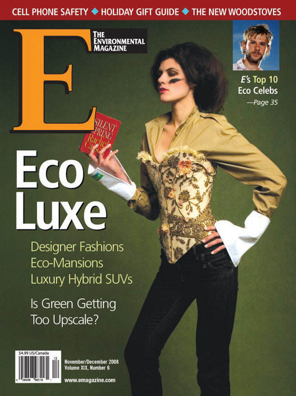 E-The Environmental Magazine | November-December 2008