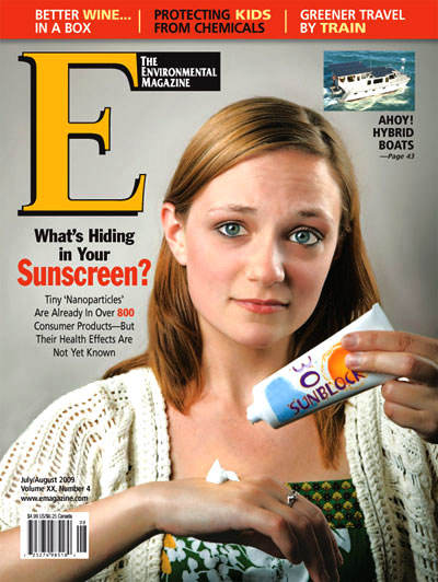 E-The Environmental Magazine | July-August 2009