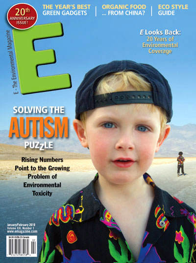 E-The Environmental Magazine | January-February 2010