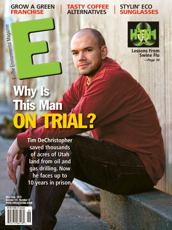 E-The Environmental Magazine, May-June 2010