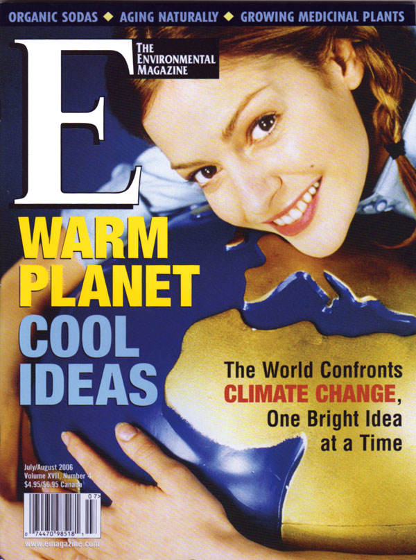 E - The Environmental Magazine : July-August 2006