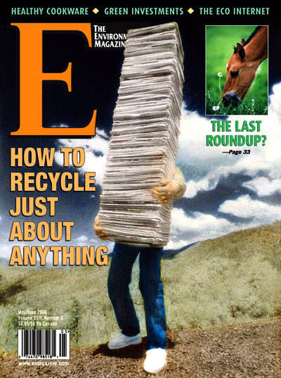 E - The Environmental Magazine : May-June 2006