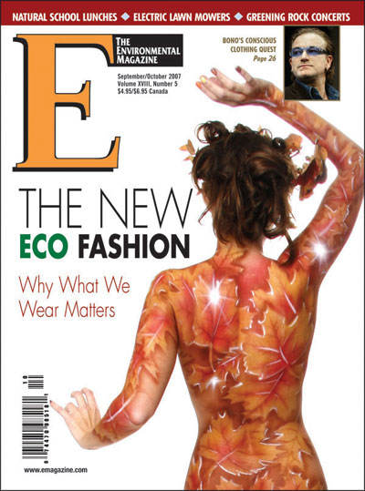 E - The Environmental Magazine : September-October 2007