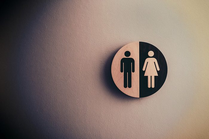 public restrooms. Photo by Tim Mossholder from Pexels