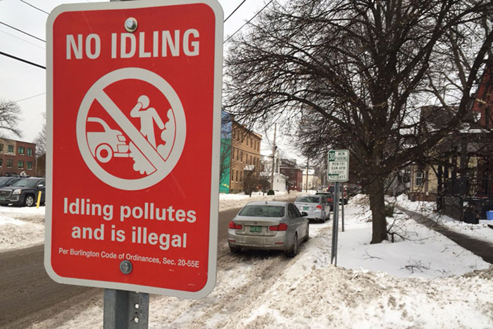 no idling No Idling: An Easy Way To Help The Planet