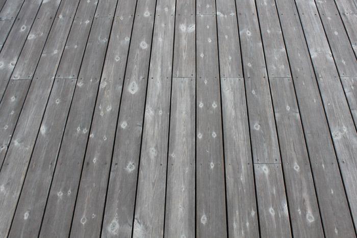 eco-friendly deck