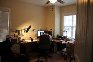 work from home. credit: deldevries, flickrcc