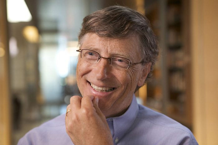 Bill Gates. Credit: OnInnovation.