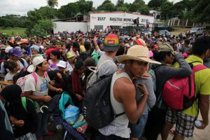 climate change and mass migration