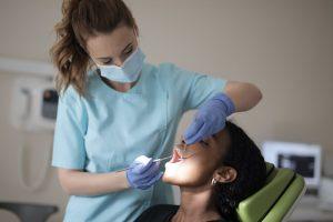 green dentist