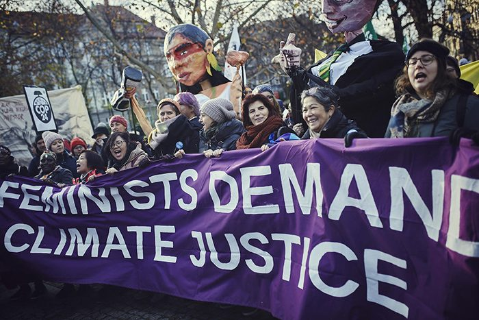 "What Exactly Is ""Climate Feminism""?"