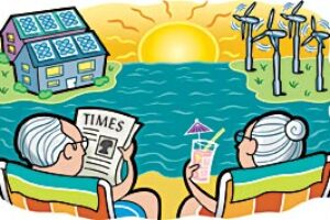 Putting Pension Plans to Work Retirement Billions Can be Harnessed to Green the Economy