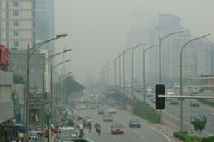 Pollution and Secrecy in China