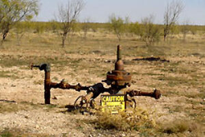 The Case of the Orphaned Wells