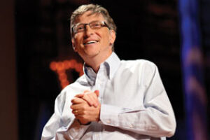 Bill Gates, © Bill and Melinda Gates Foundation