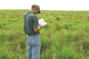 Conservation Reserve Program © Dr. Brad Venuto, USDA-ARS, Grazinglands research Lab, El Reno, OK